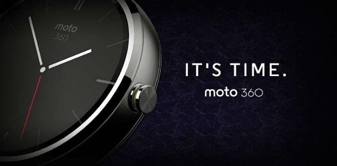 Motorola Moto 360 smartwatch coming this summer with amazing design