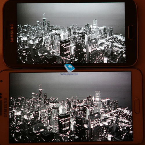 Galaxy S5 vs Note 3