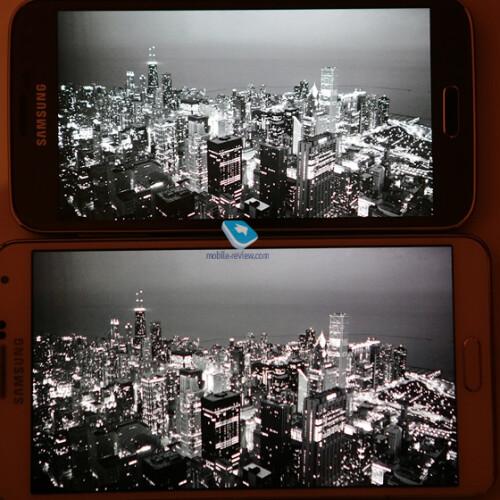 Galaxy S5 vs Note 3