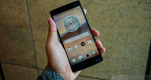The Oppo Find 7 is unveiled