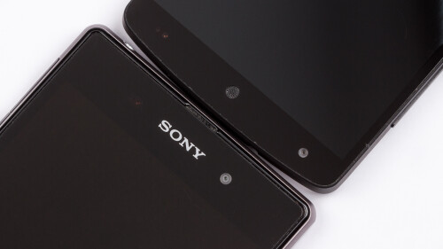 Sony Xperia Z1 and Google Nexus 5