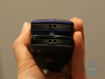 Z6 compared to Z3  - Motorola MOTORIZR Z6