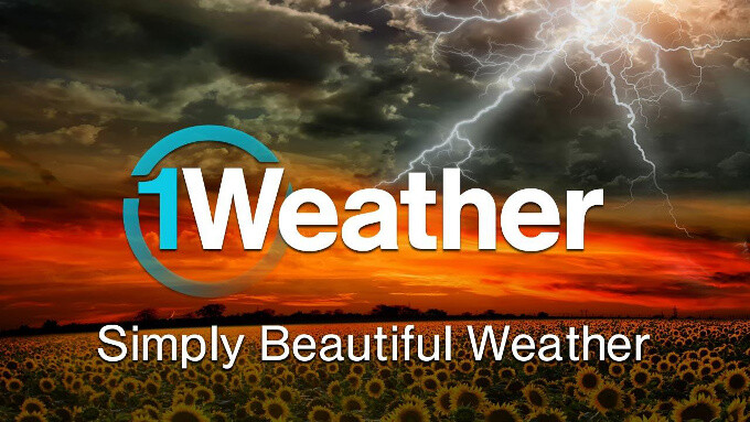 1Weather is a comprehensive weather app with great visuals and powerful widgets