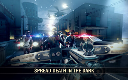 Madfinger adds the Arena of Death and other deadly things to Dead Trigger 2