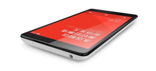 Xiaomi announces the Redmi Note, a low-cost, upper-mid range phablet