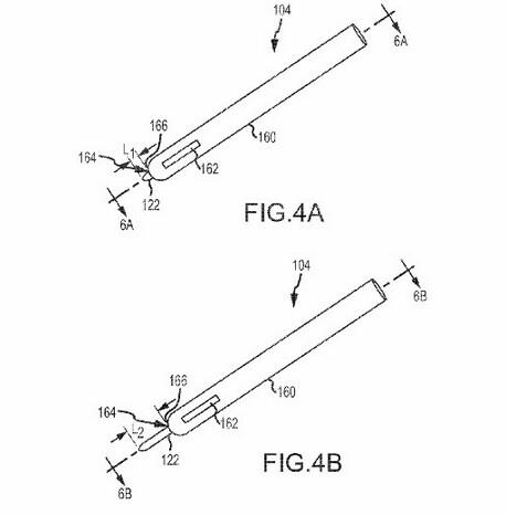 Apple applies for patent on iPad stylus