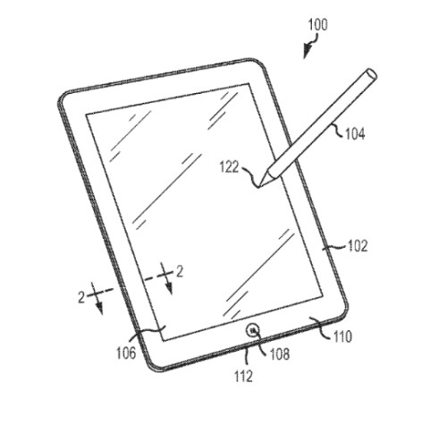 Apple applies for patent on iPad stylus