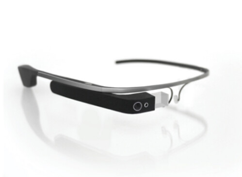 The evolution of Google Glass