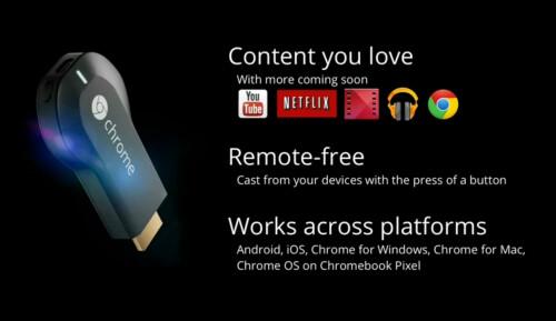 Chromecast or Chromecast-like dongle