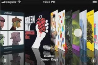 iPhone Albums Library - Apple iPhone is real and coming to Cingular