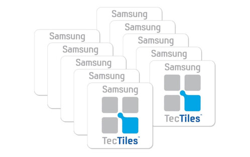 10-pack of Samsung TecTiles NFC tags