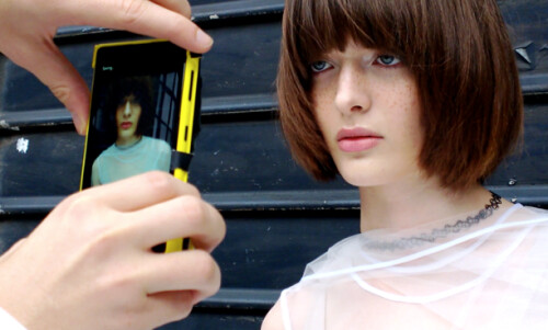 Centrefold's photographers swapped their cameras for the Nokia Lumia 1020