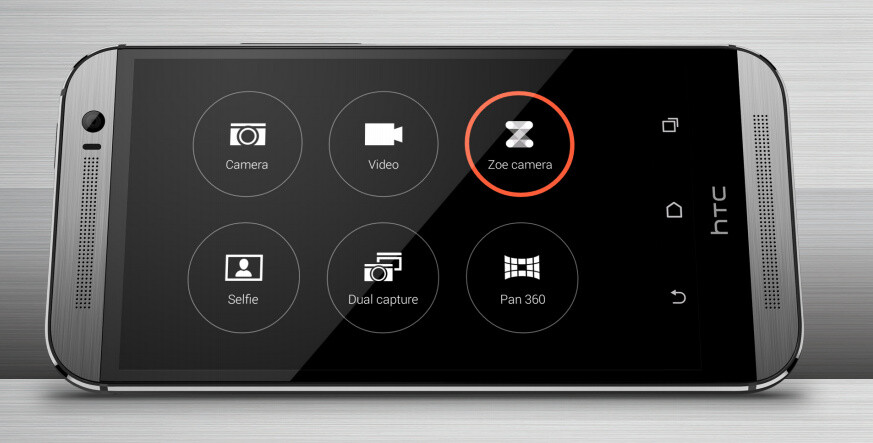 """All new HTC One (M8) is now official: """"Duo"""" camera is real"""