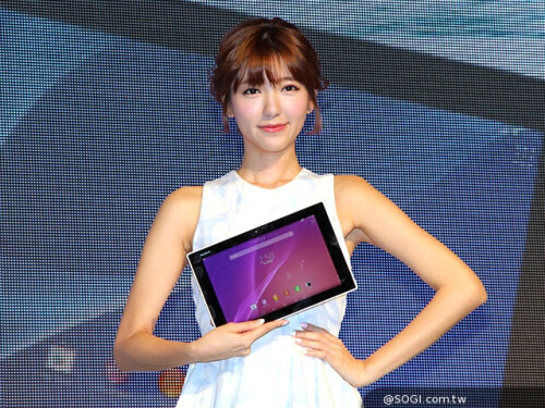 Sony Xperia Z2 and Xperia Z2 Tablet released in Taiwan