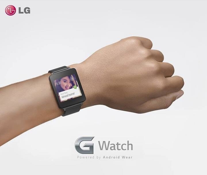 A new image of the LG G Watch looks as bland as the first