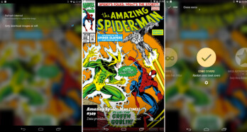 Muzei gets a plugin to have comic book covers as your background