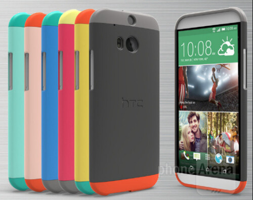 All new HTC One (M8): all the official images