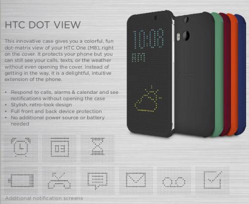 Dot View case