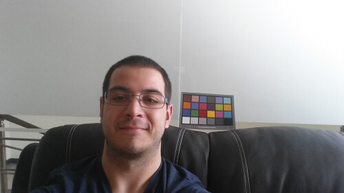 Samsung Galaxy Note 3, medium indoor light