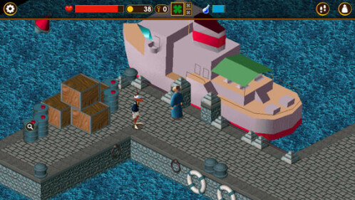 Retro PC RPG Little Big Adventure comes to iOS devices, Android to follow soon