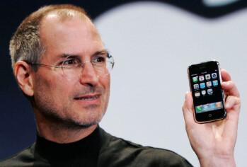Senior Apple engineer Greg Christie speaks of the iPhone's origins