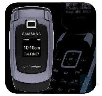 Samsung U340 is for Verizon