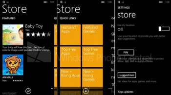 The Windows Phone Store will make it easier to find hot apps in Windows Phone 8.1