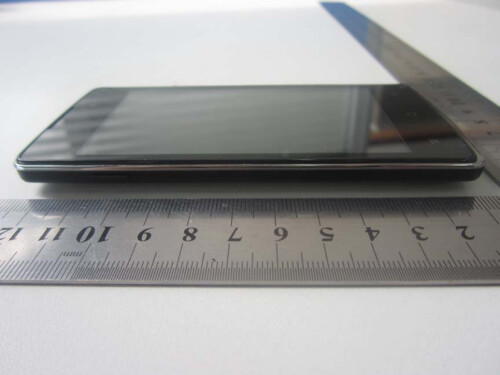 Oppo R1001 at the FCC