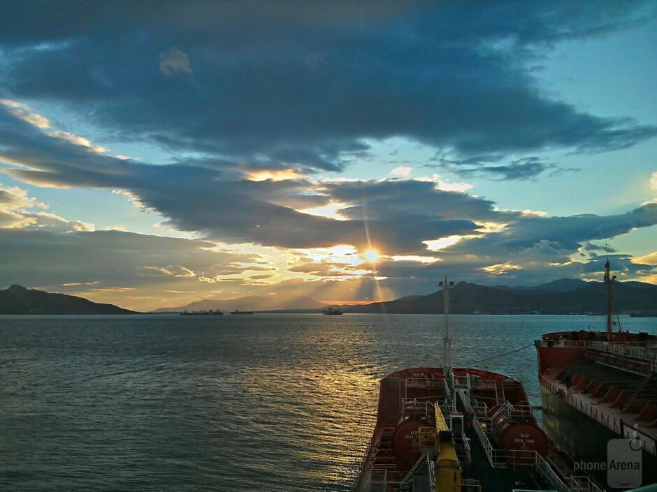 Last time's winner - Robby - Google Nexus 4Eleusis, Greece, on board two vessels - Best smartphone camera photos #82