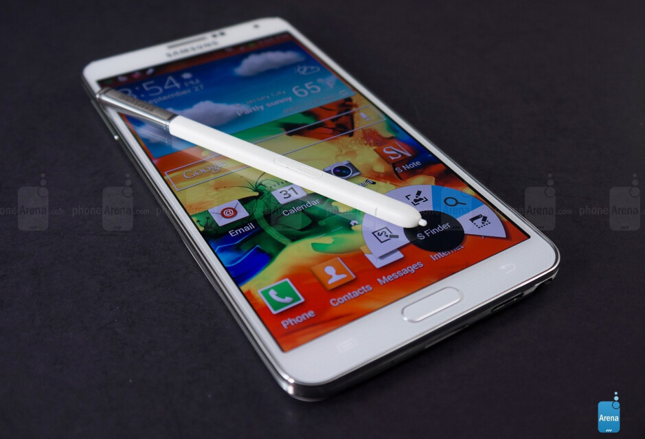 Samsung Galaxy Note 3 gets its Android 4.4 KitKat update at AT&T