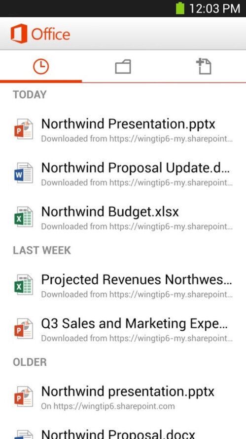 Microsoft Office Mobile goes free for Android smartphones