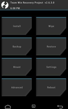 How to boot into custom recovery (like CWM or TWRP) on Android