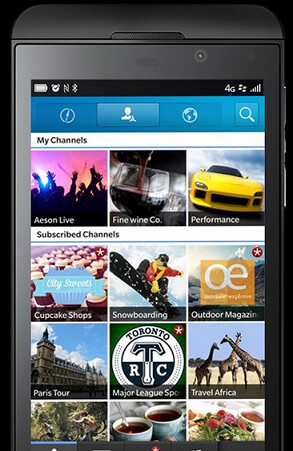 BBM Channels now has top name corporate sponsors