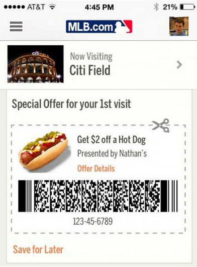 Will iBeacon add to the excitement of attending a Major League game? - Baseball's San Francisco Giants look for iBeacon to knock one out of the park