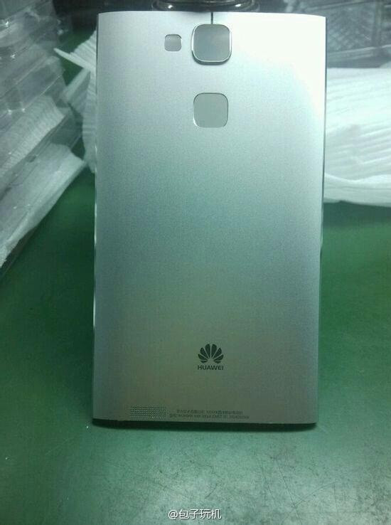 'Stunning' all-metal Huawei flagship leaks out, said to harbor 'unique features'