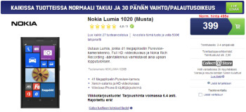 Nokia slashes price of Lumia 1020 in Europe: could this be in preparation for a new high-profile Lumia?