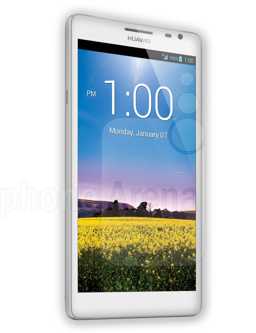 Huawei Ascend Mate, 73.26% screen-to-body ratio