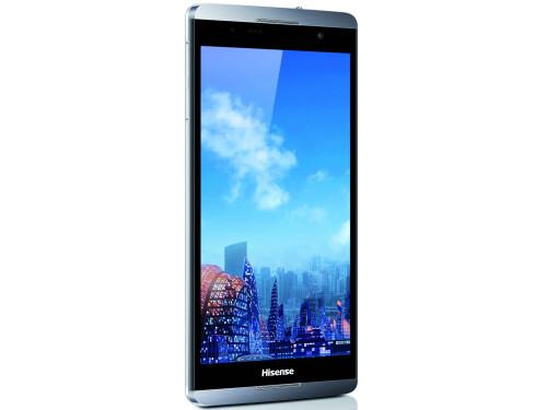 Hisense X1, 69.51% screen-to-body ratio
