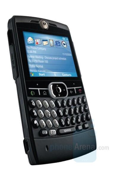 Q EDGE - Motorola Q - Motorola Q gets GSM version and a successor – Motorola Q2. SCPL phones coming