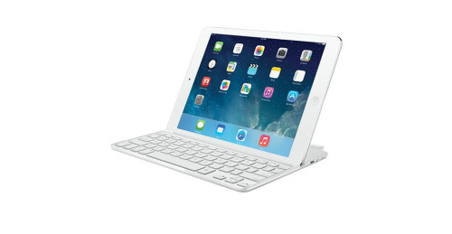 Logitech Ultrathin Keyboard Cover for iPad Air ($99.99)
