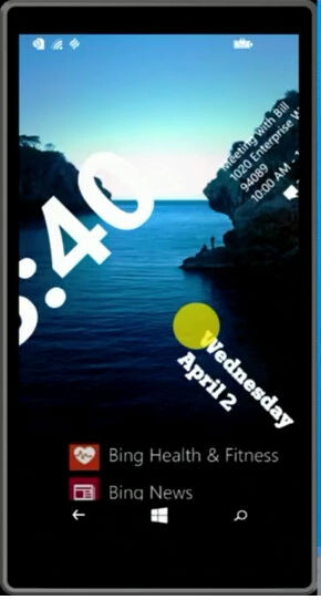 "Windows Phone 8.1 works with Rudy Huyn on new ""interactive"" lockscreen themes"
