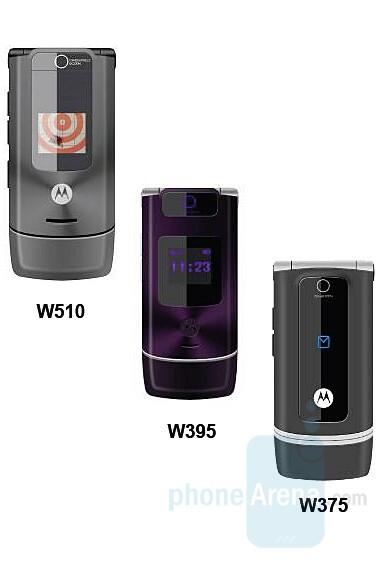 Motorola Mass Market Models - Motorola prepares a bunch of budget models