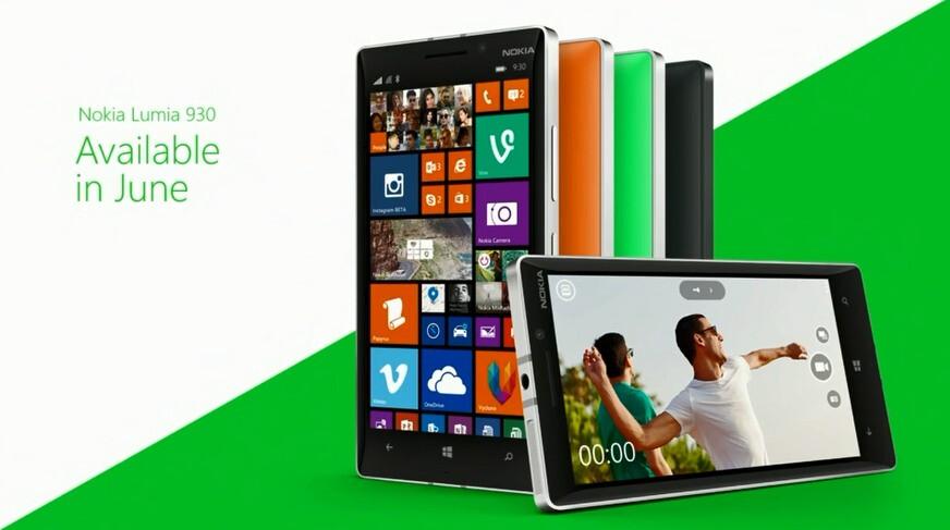 Nokia Lumia 930 goes official: Lumia Icon look-alike for ...