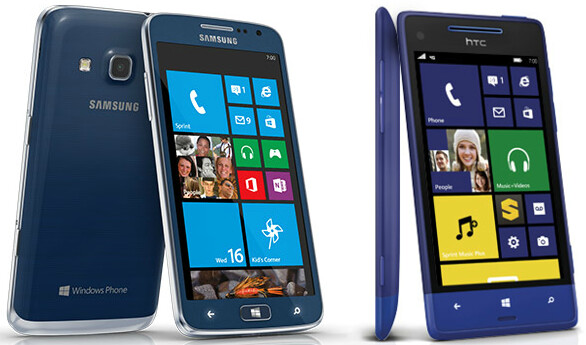 """Sprint's Samsung Ativ S Neo and HTC 8XT will be updated to Windows Phone 8.1 """"this summer"""""""