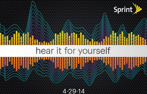 Sprint sends out invitations to its event on April 29th - Sprint sends out invitations for unveiling of HD Voice on April 29th