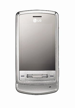 LG Shine slider phone - LG Shine will make its debut in the US in February?