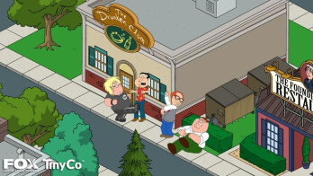 Family Guy: The Quest For Stuff will bring the Griffins to iOS on April 10