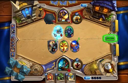 Hearthstone Heroes of Warcraft screenshots