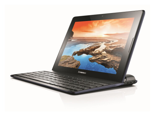 Lenovo A10 with keyboard attachment