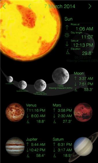 Star Walk stargazing app reaches planet Windows Phone 8